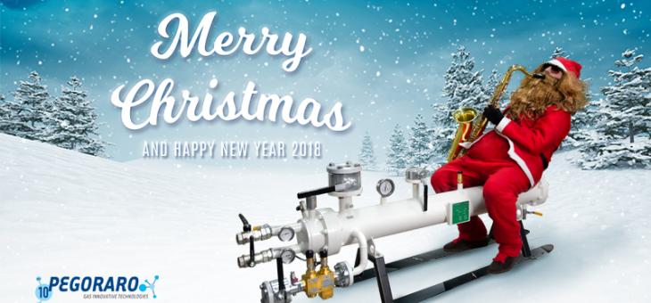 Tanti auguri di Buon Natale e felice Anno Nuovo!