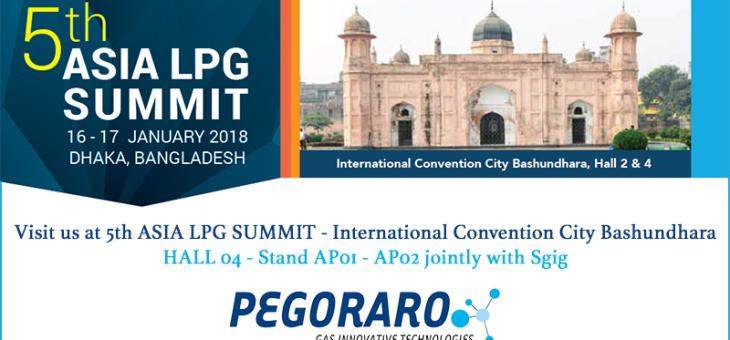 5 ° Asia LPG Summit 2018