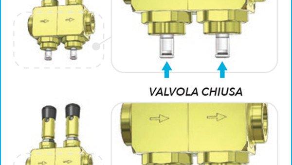 Valvola di controllo GPL per vaporizzatori,l'innovazione Made in Italy continua