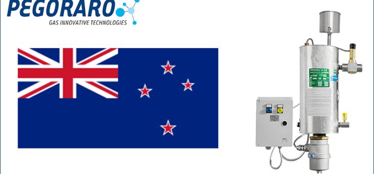 Approvazione prodotto in Nuova Zelanda