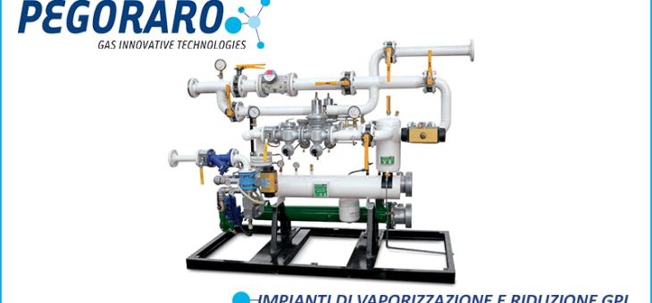 Impianti di vaporizzazione e riduzione GPL