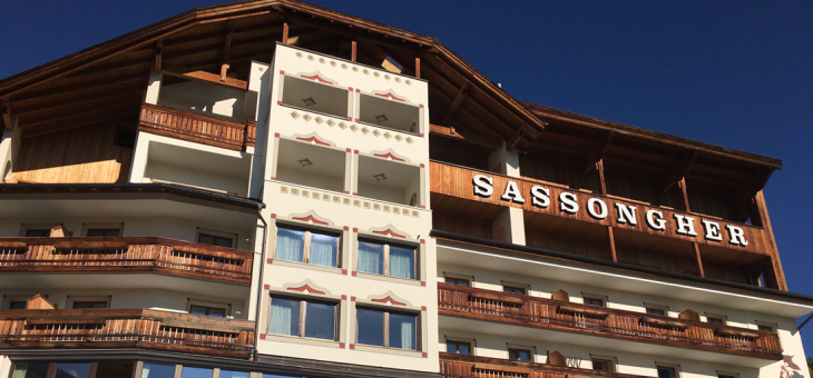 Case Study: Hotel Sassongher