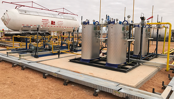 Un'altra sfida vinta in Oman grazie al nostro agenteNATIONAL GAS COMPANY SAOG!