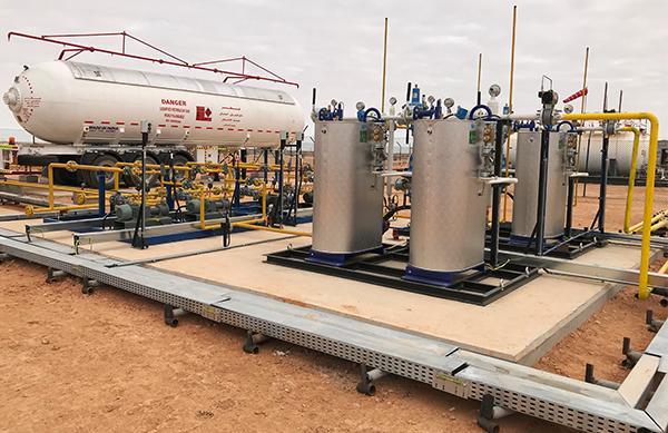 case-study Oman 2019 - Pegoraro Gas Technologies