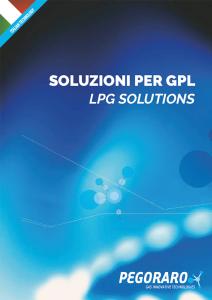 LPG solutions catalogo 2019