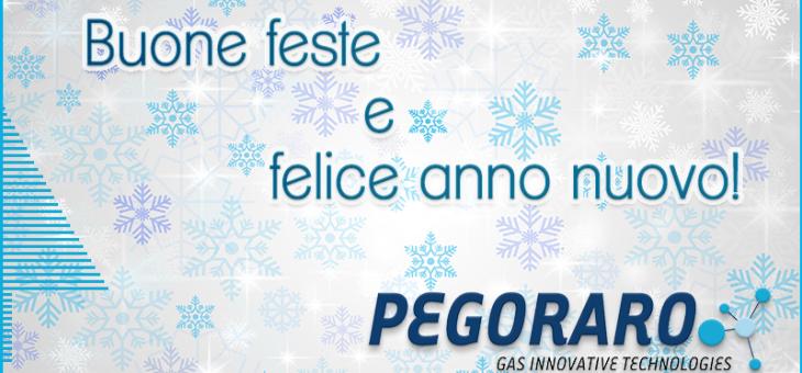 Buone Feste da Pegoraro Gas Technologies!