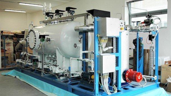 CASE HISTORY: Vaporizzatori e pompe gpl su skid per accensione ed avviamento di tre turbine a gas a Dubai