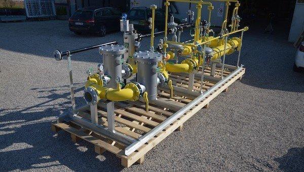 CASE HISTORY: Prestigiosa commessa per la progettazione e produzione di impianto di trattamento metano ed azoto