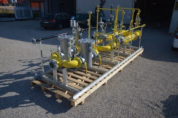 case history metano ed azoto