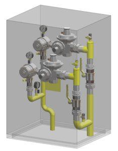 Gruppi di riduzione COMPACT - COMPACT Pressure reducing unit