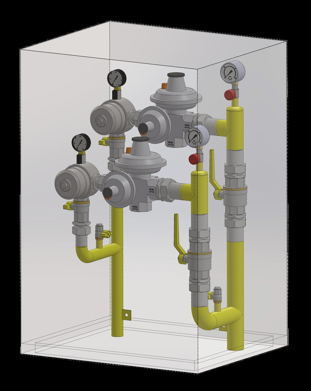 Pegoraro Gas Technologies - Apparecchiature gas metano, GPL, gas verdi